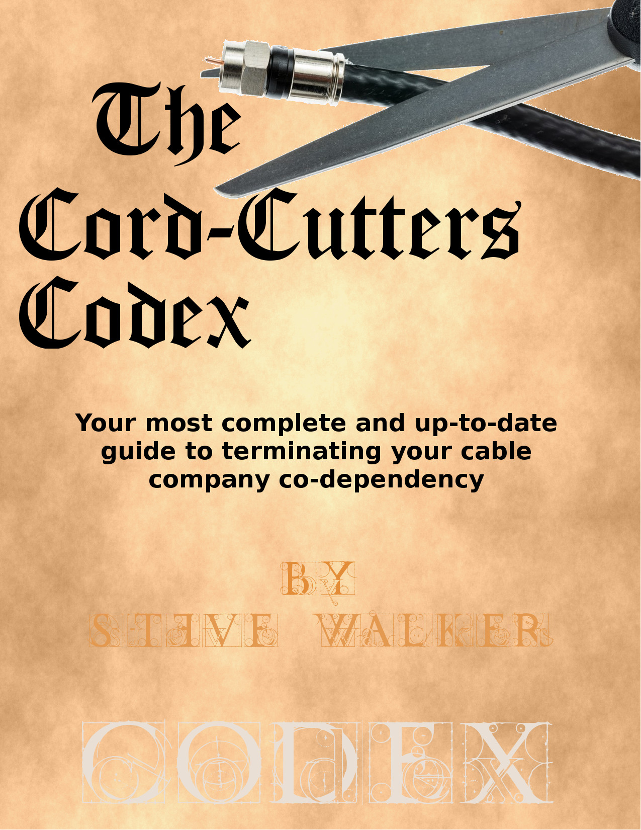Cover of The Cord-Cutters Codex